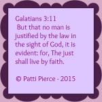 Galatians311
